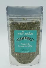 Salt Sisters Parsley & Peppercorn Dip