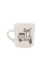 ORE Originals Cuppa This Cuppa Mug, Moped