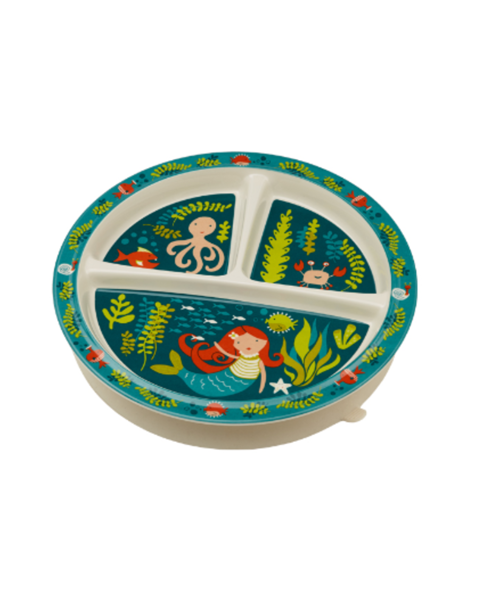 ORE Originals Divided Suction Plate, Isla Mermaid