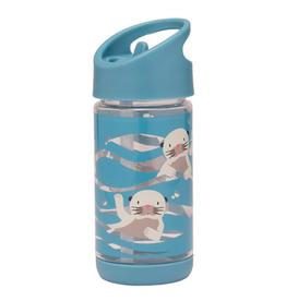 ORE Originals Flip & Sip Clear Tritan, Baby Otter
