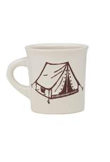 ORE Originals Cuppa This Cuppa Mug, Tent