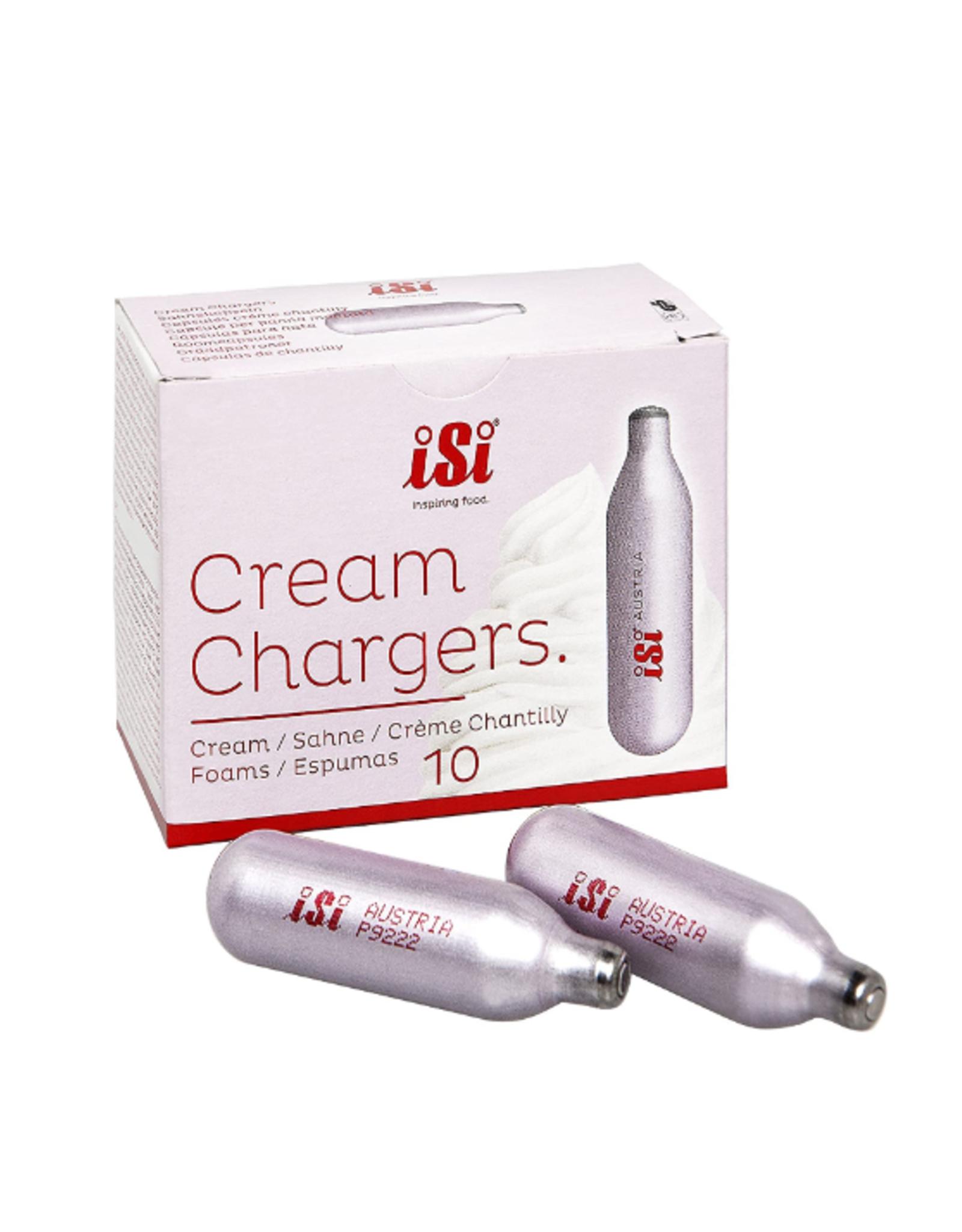 Isi N2O Cream Chargers