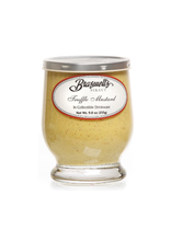 Braswell Foods Truffle Mustard, Footed Glass