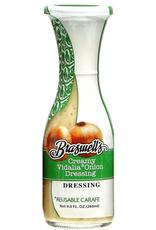 Braswell Foods Creamy Vidalia Onion Dressing Carafe