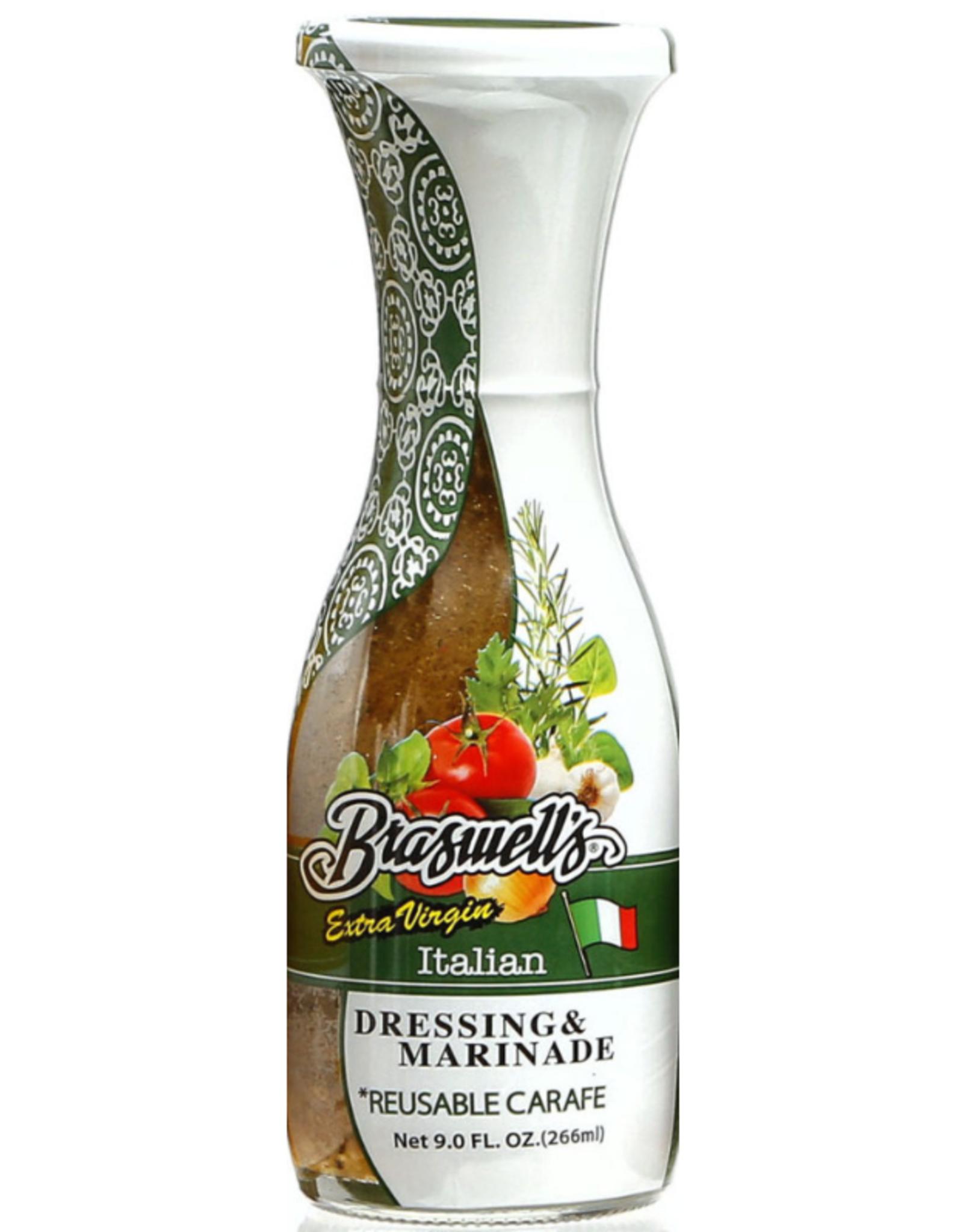 Braswell Foods Italian Dressing Carafe