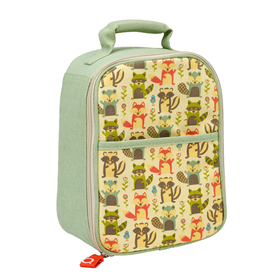 ORE Originals Zippee Lunch Tote What did Fox Eat