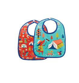 ORE Originals Mini Bib Gift Set/2 Happy Camper
