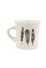 ORE Originals Cuppa This Cuppa Mug, Feathers