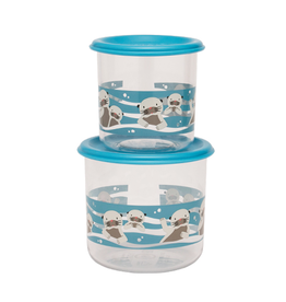 ORE Originals Snack Container S/2, Large, Baby Otter