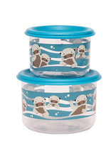 ORE Originals Snack Container S/2, Small, Baby Otter