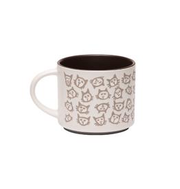 ORE Originals Pop of Color Mug, Scatter Cat