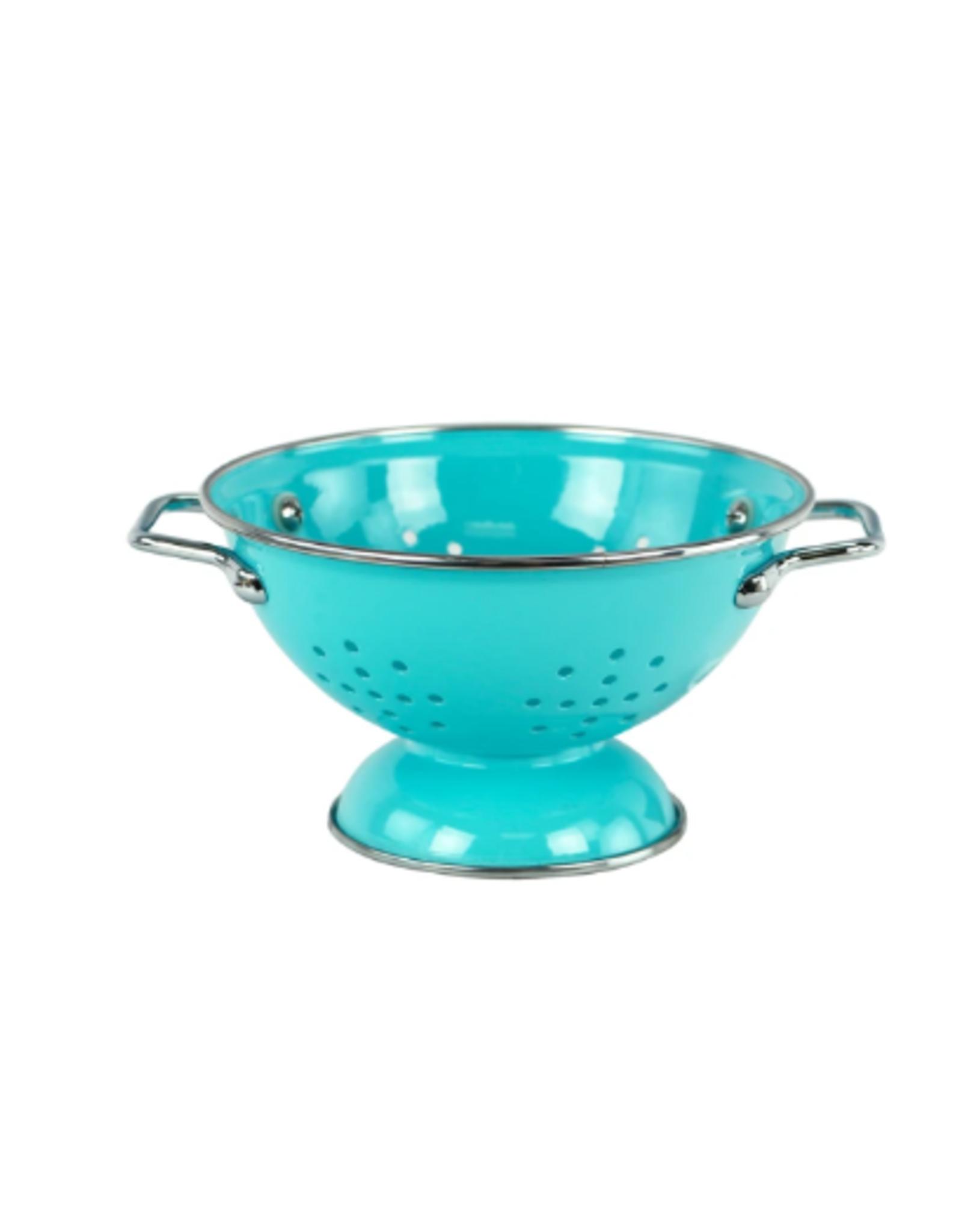 Reston Lloyd Colander, 5Qt, Turquoise