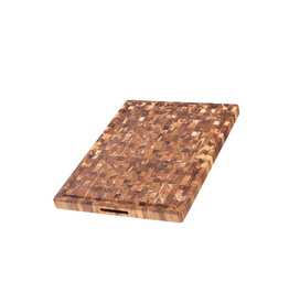 Teak Haus Rectangle End Grain 24x18x1.5