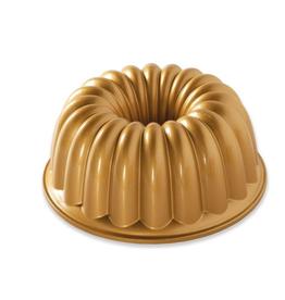 Nordicware Elegant Party Bundt Pan, Gold