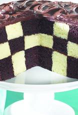 Nordicware Checkerboard Cake Ring