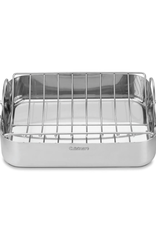 Cuisinart Roasting Pan w/ Rack, Multi-Clad Pro