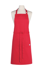 Now Designs Apron, Basic, Red