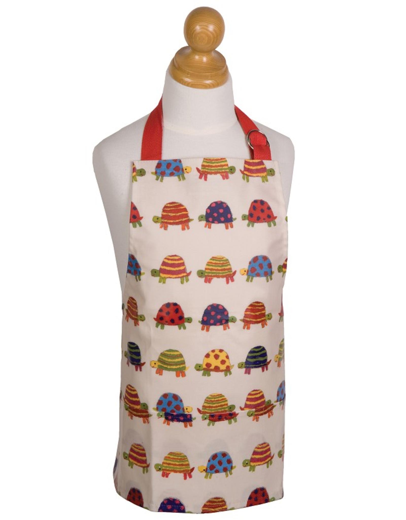 Now Designs Kids Apron, Tiny Tortoise