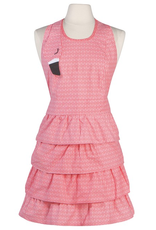 Now Designs S20 Apron, Flamingo