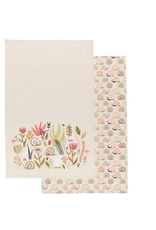 Now Designs Danica Dishtowel Set2, Small World