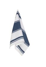 Now Designs Symmetry Dish Towel, Indigo