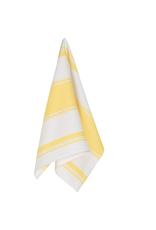 Now Designs Symmetry Dish Towel, Lemon