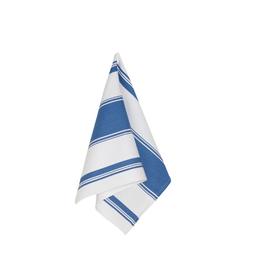 Now Designs Symmetry Dish Towel, Royal Blue