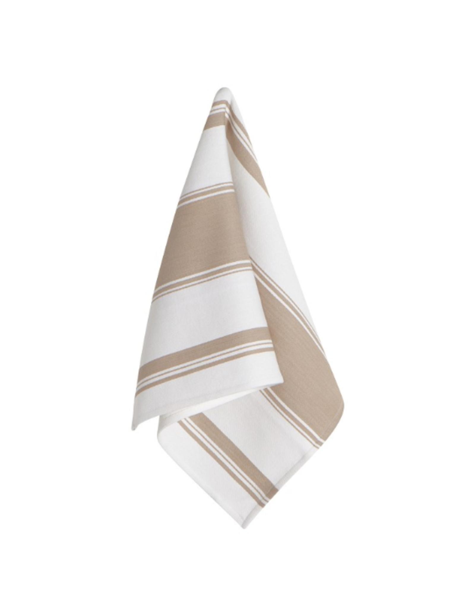 Now Designs Symmetry Dish Towel, Sandstone