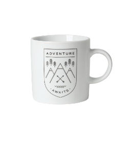Now Designs Danica Mug, Adventure Awaits 12oz