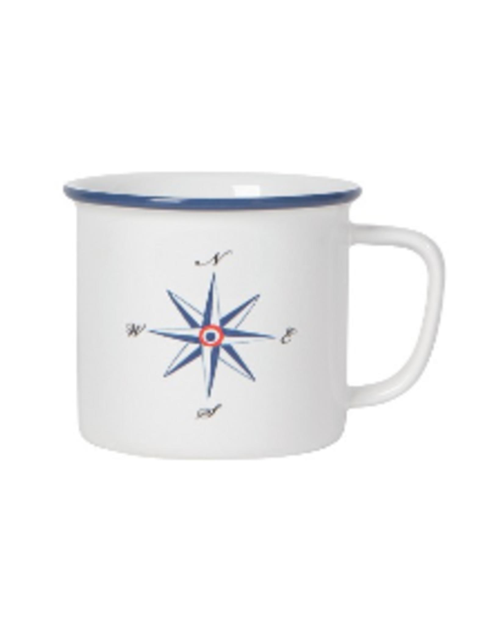 Now Designs Mug, Compass