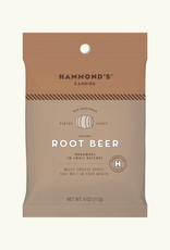 Hammond's Hard Candy Bag, Root Beer