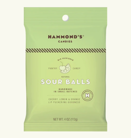 Hammond's Hard Candy Bag, Sour Balls