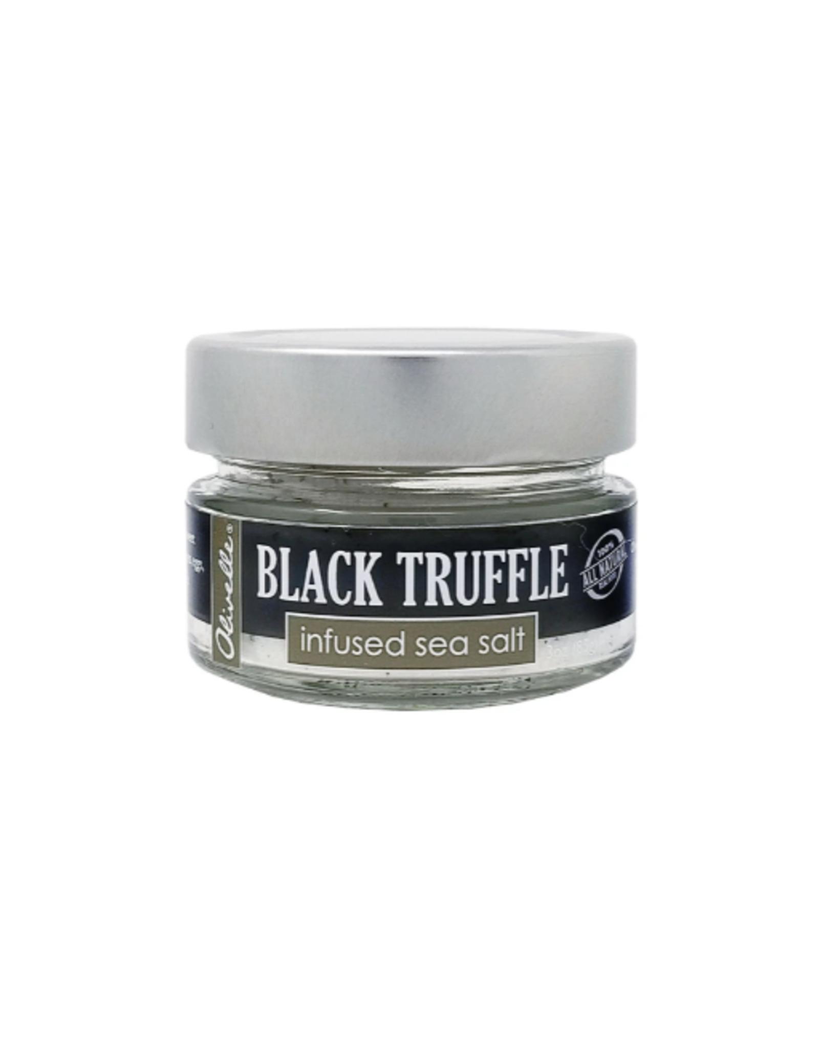 Olivelle Black Truffle Sea Salt