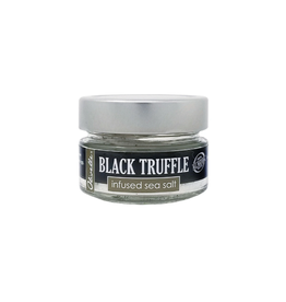 Olivelle Black Truffle Sea Salt