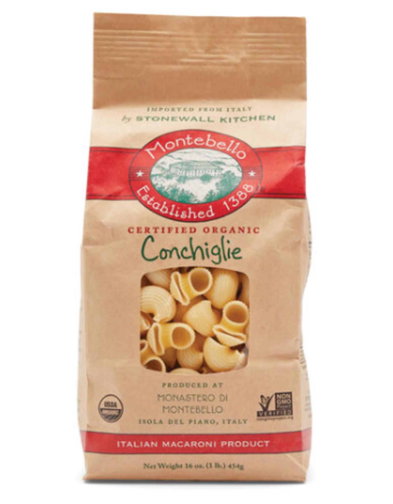 Stonewall Kitchen Conchiglie Organic Pasta Montebello