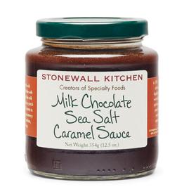 Stonewall Kitchen Milk Chocolate Sea Salt Caramel Sauce