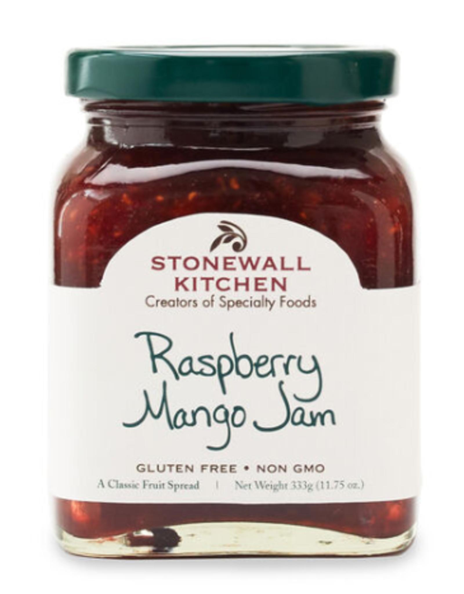 Stonewall Kitchen Raspberry Mango Jam