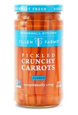 Stonewall Kitchen Tillen Farms Pickled Crunchy Carrots