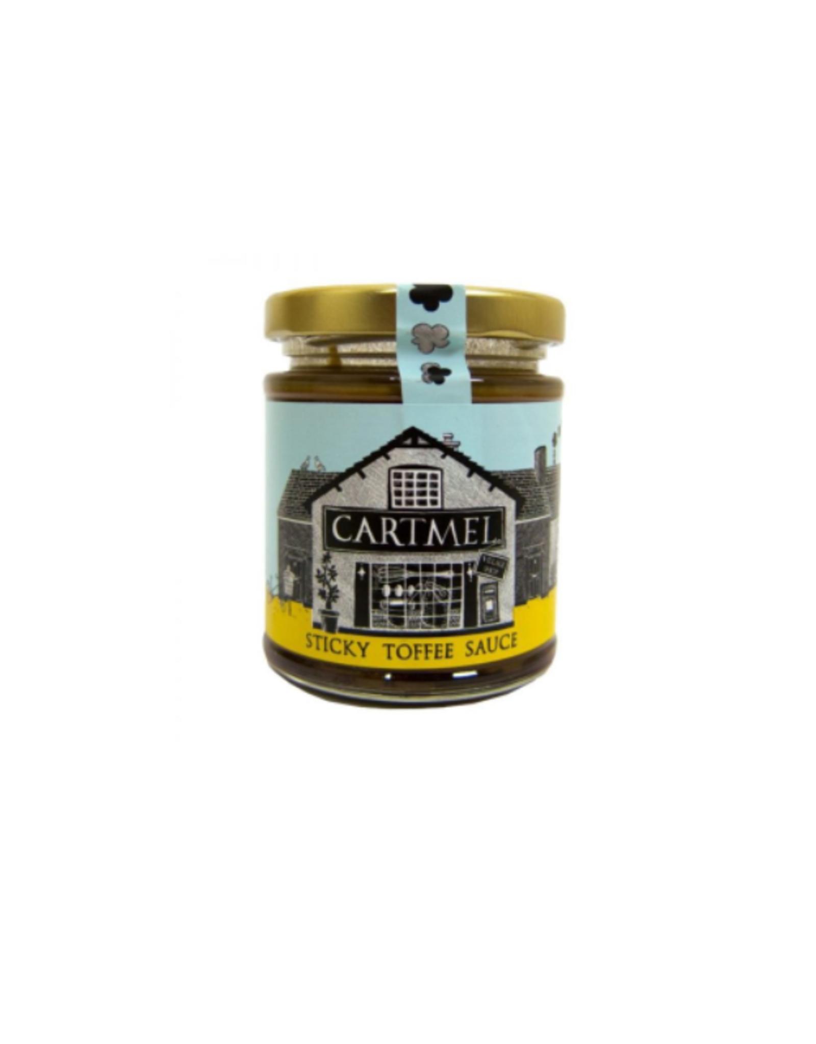 Great Scot International Sticky Toffee Sauce 6oz