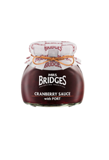 Great Scot International Cranberry Sauce w/ Port, 4oz