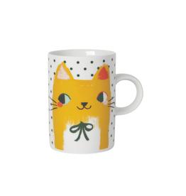 Now Designs F19 Mug, Tall, Meow Meow