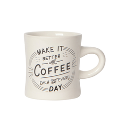 Now Designs S19 Mug, Better W/ Coffee