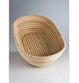 Frieling Brotform 1lb. loaf, 10X7 Oval
