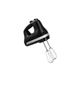 KitchenAid KA 5-Speed Ultra Hand Mixer, Matte Black