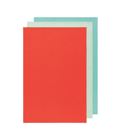 Now Designs Floursack Dishtowel Set, Fiesta Jade Lucite