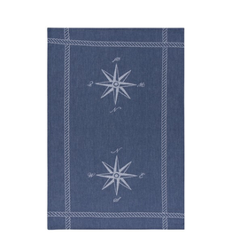 Now Designs Jacquard Dishtowel, Compass