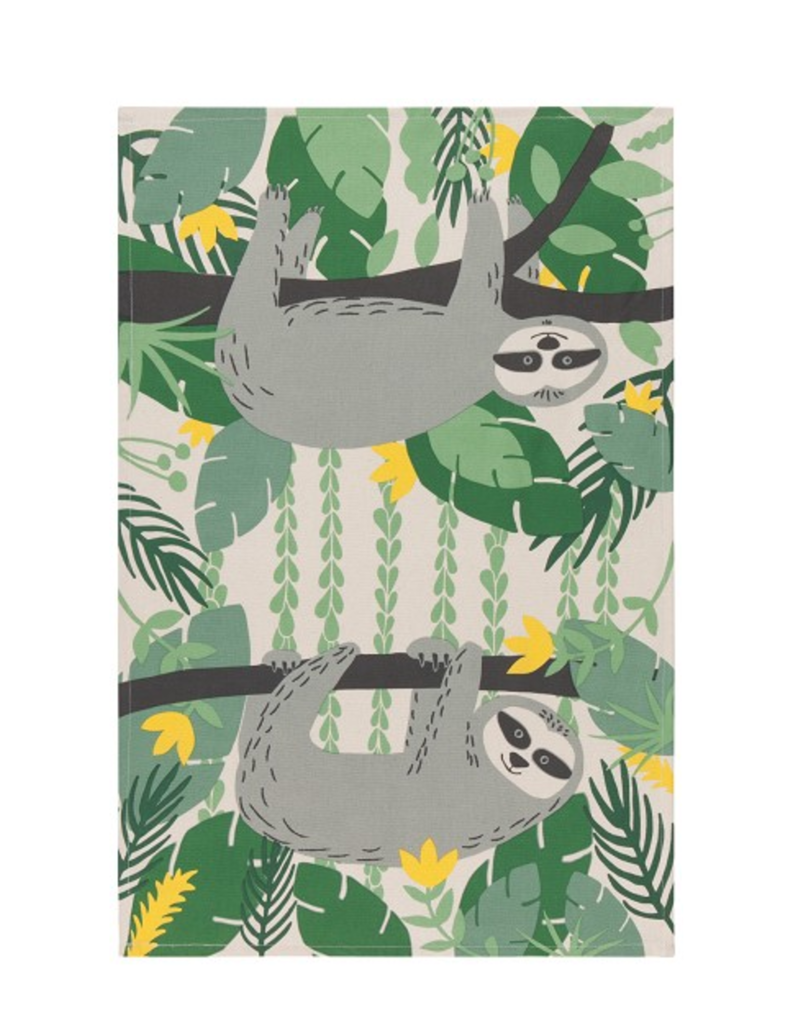 Now Designs Dishtowel, Sybil Sloth