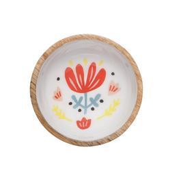 Now Designs Mini Bowl, Mango Wood, Frida