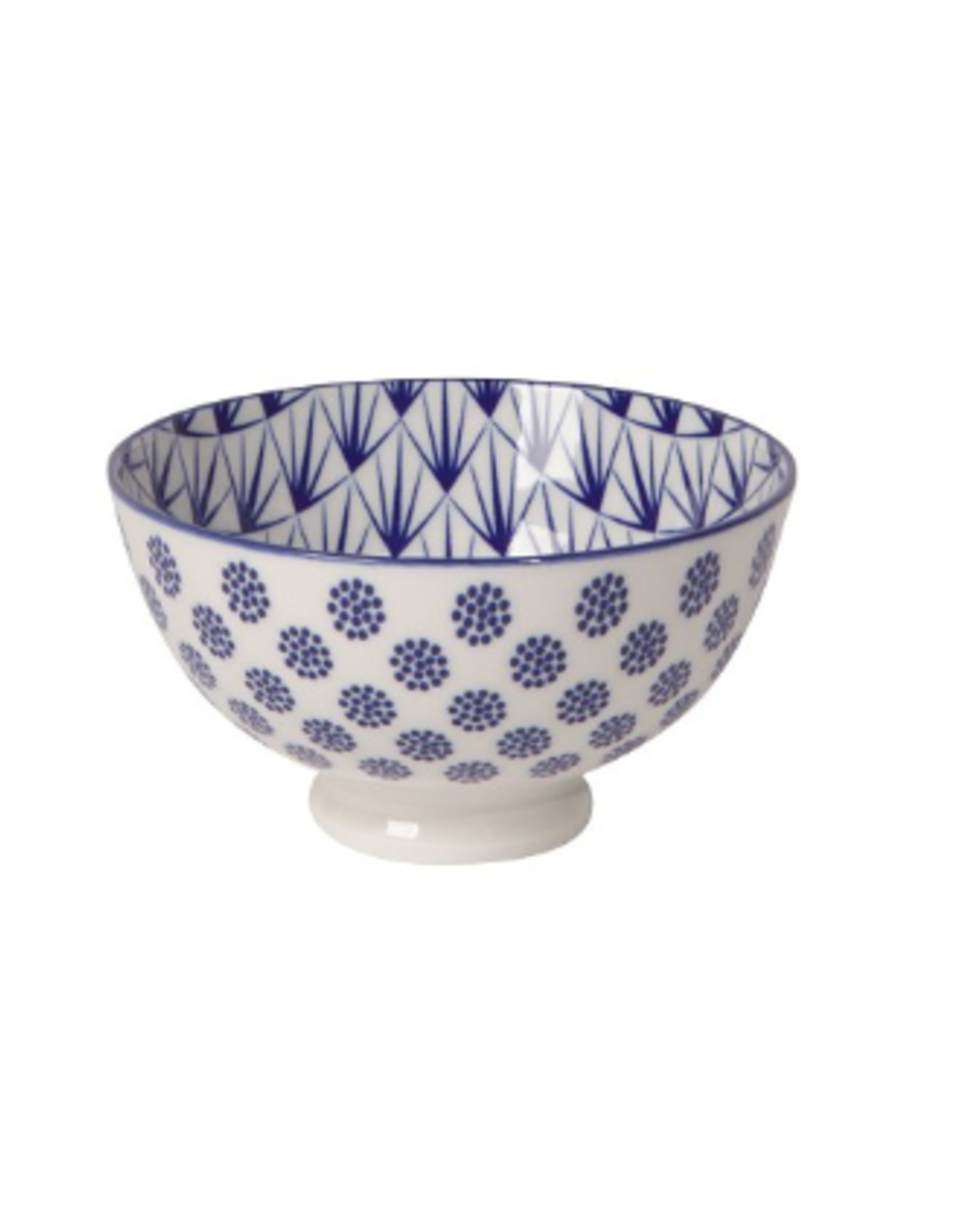 """Now Designs Stamped Bowl, 4"""", Dots"""