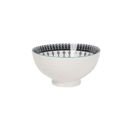 Now Designs Embossed Bowl, Casablanca 22oz
